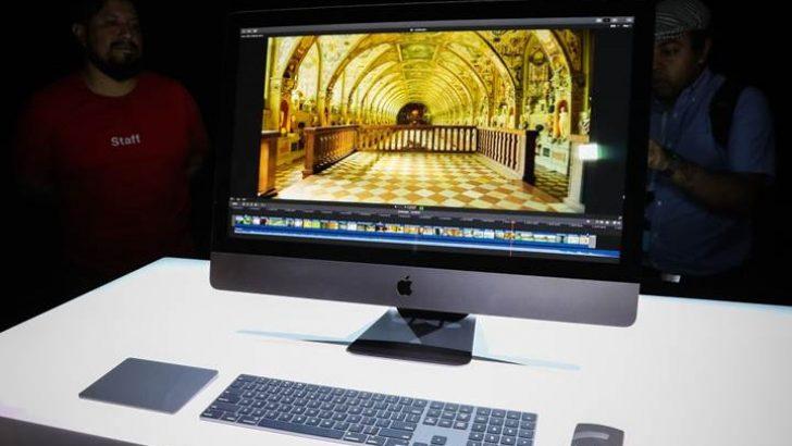 Apple IMAC Pro 14 Aralık'ta 4999 Dolar Fiyatıyla Raflardaki Yerini Alıyor