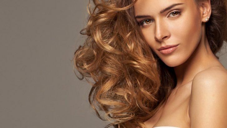Saçı Gür Ve Dolgun Gösterme Yöntemi