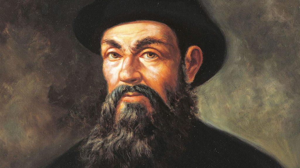 Fernao De Magellan