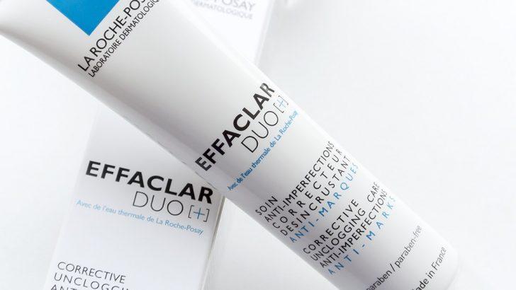 Cilt Parlamasına Etkili Çözüm: La Roche-Posay Effaclar Duo Plus