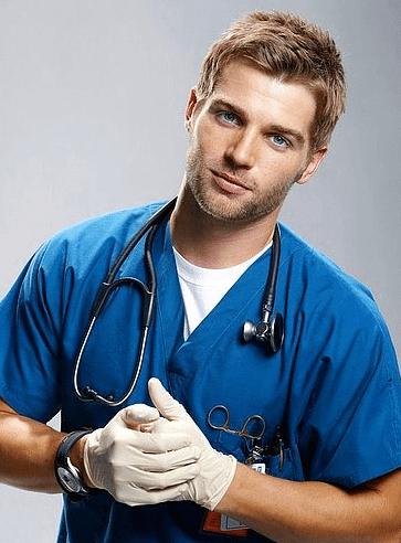 erkeğin mesleği doktor