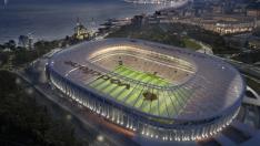 Beşiktaş'ın Yeni Stadyumu
