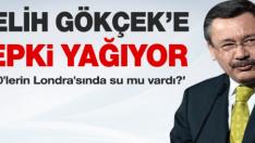 Melih Gökçek'in Su Zammı Ankaralıları Çilen Çıkarttı