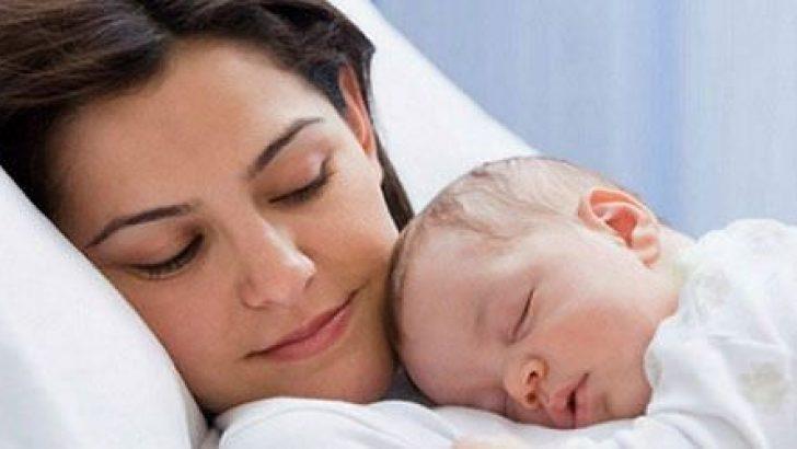 Doğum Yapan İhtiyaç Sahibi Annelere Yardım Geliyor